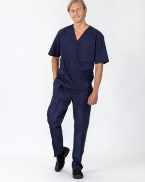 Kliniktrøj Herrescrubs